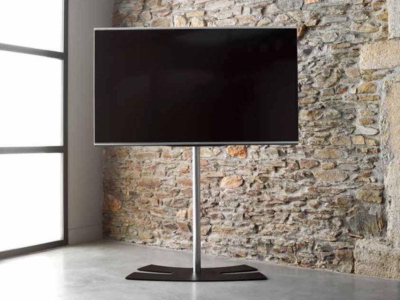 erard lux up 1400l tv standfu schwarz. Black Bedroom Furniture Sets. Home Design Ideas